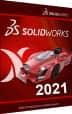 SolidWorks Premium 2021 with SP2.0 64Bit